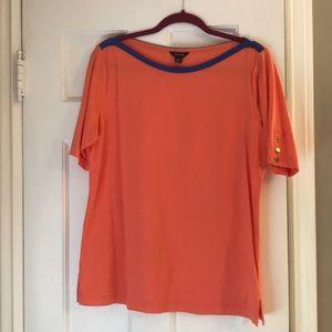 Nautica short sleeve size XL shirt